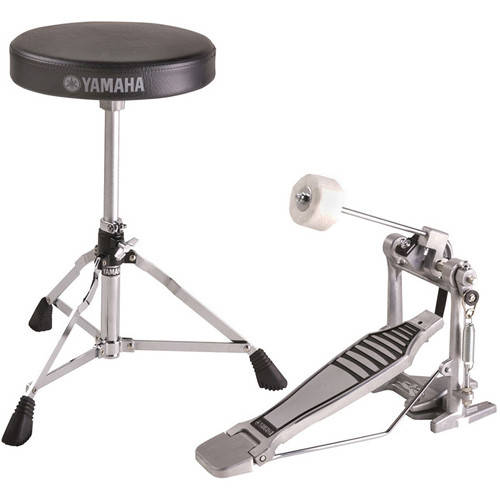 yamaha pedal and drum throne set long mcquade musical instruments. Black Bedroom Furniture Sets. Home Design Ideas