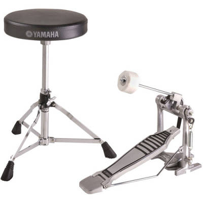 Pedal and Drum Throne Set