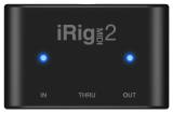 IK Multimedia - iRig MIDI 2 Universal MIDI Interface for iPhone, iPad, iPod touch, Android and Mac/PC