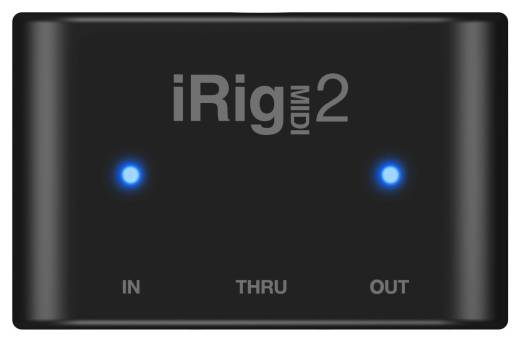 iRig MIDI 2 Universal MIDI Interface for iPhone, iPad, iPod touch, Android and Mac/PC