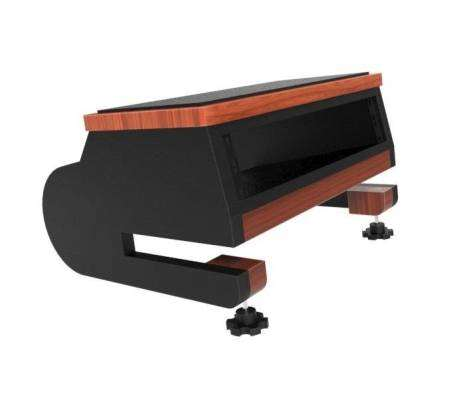 Miza Griprack 2 Desk Rack (Black Cherry)