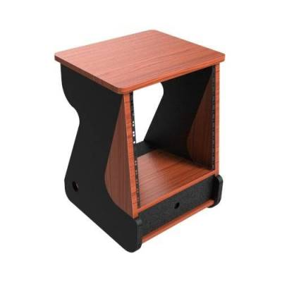 Miza Rack 12 Floor Rack (Black Cherry)
