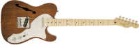 Squier - Classic Vibe Telecaster Thinline, Maple Fingerboard - Natural