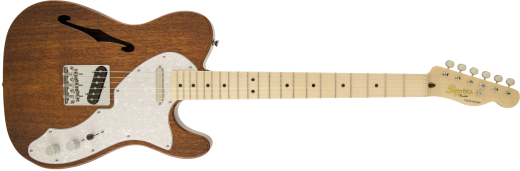 Classic Vibe Telecaster Thinline, Maple Fingerboard - Natural