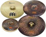 Meinl - Mike Johnston Byzance Cymbal Pack with Free 18 Byzance Extra Dry Thin Crash