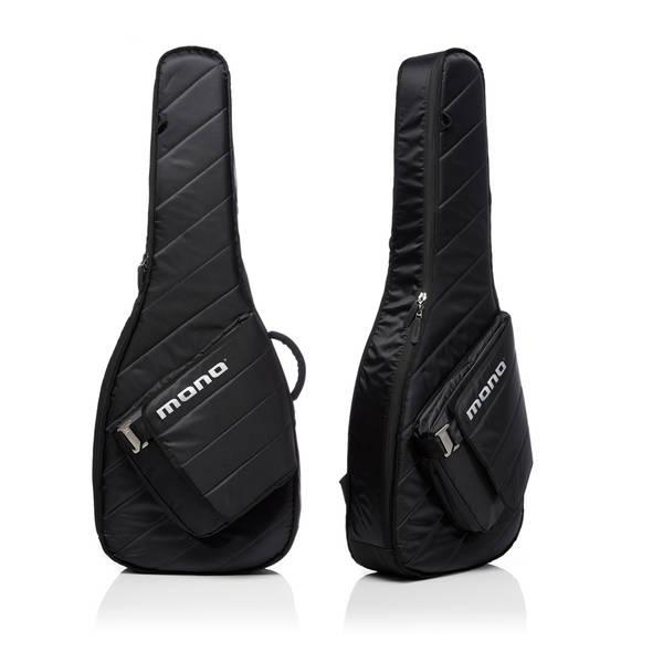 982ea93a1a Mono Bags M80 Acoustic Guitar Sleeve - Black - Long & McQuade Musical  Instruments