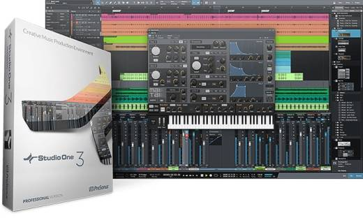 Studio One 3 Professional (Boxed License)