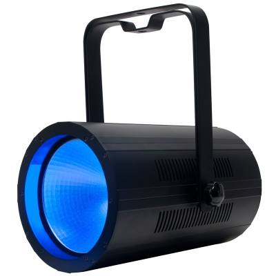 LED COB RGBA Wash Fixture 1x 150W 4-in-1 RGBA - Black