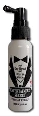 Throat Relief Spray