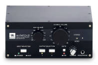 JBL - M-Patch 2 Passive Stereo Monitor Controller and Switch Box