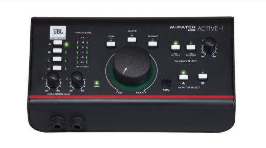 M-Patch Active-1 Active Precision Monitor Controller