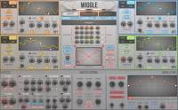 2nd Sense Audio - Wiggle Dynamic Waveshaping Synthesizer - Download