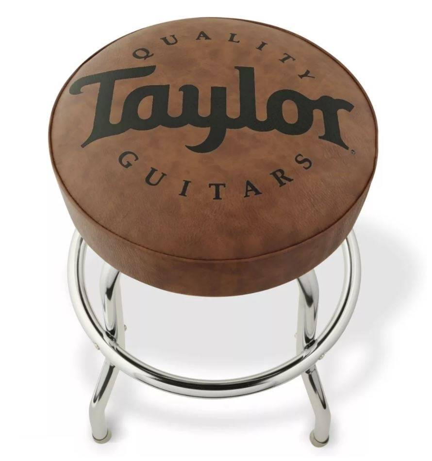 Taylor Guitars 24 Inch Bar Stool Brown Long Amp Mcquade