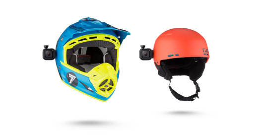 Low Profile Helmet Side Mount