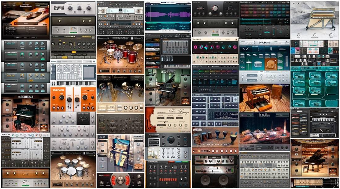 Native Instruments Komplete 11 Virtual Instrument Software