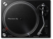 Pioneer - Direct Drive Turntable w/USB - Black