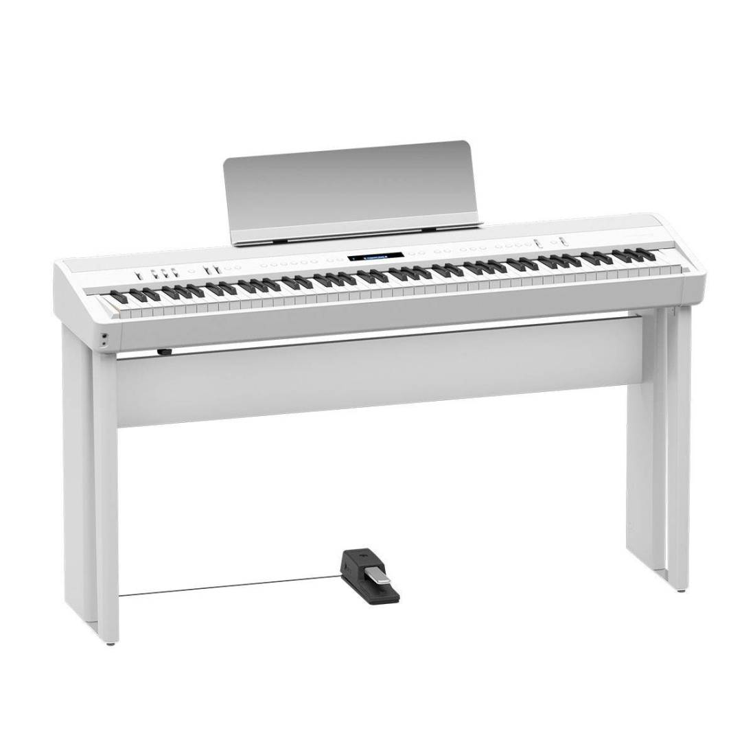 roland digital piano white long mcquade musical instruments