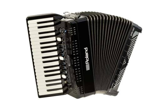 V-Accordion - Black