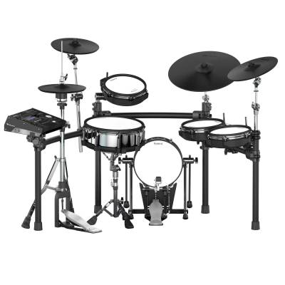 TD-50KS Dynamic V-Drums with Stand