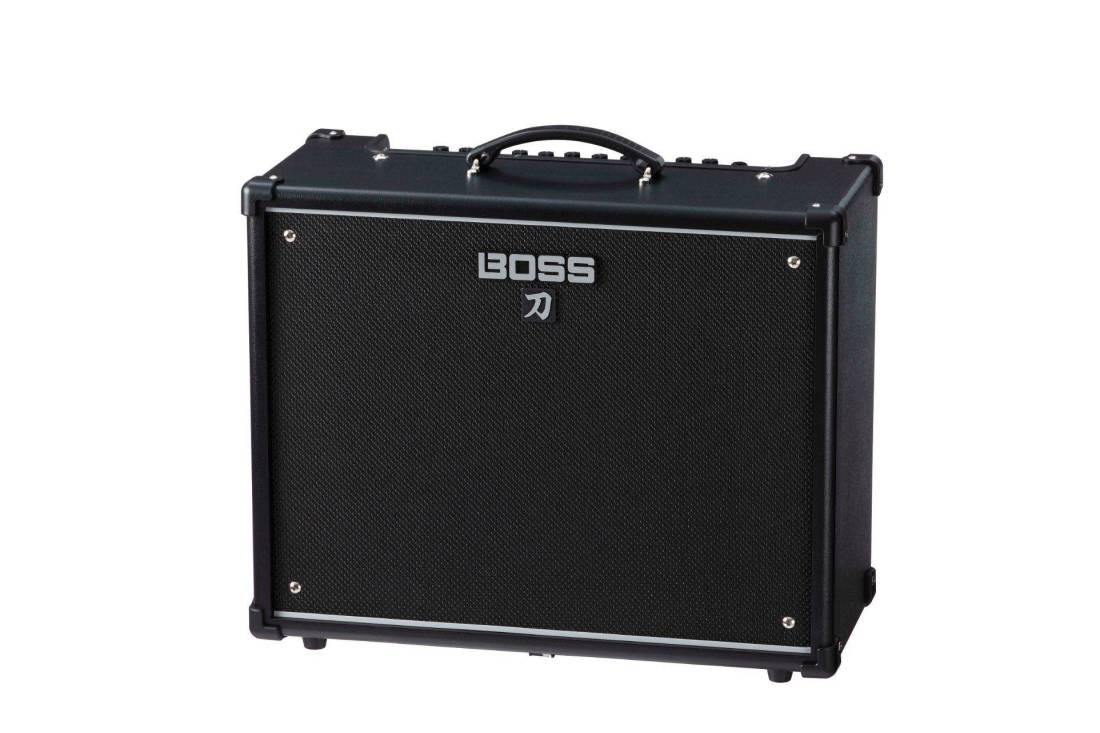 Boss Katana Guitar Amplifier 100watt 1 12 Speaker Long Mcquade 100 Watt