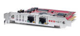 Focusrite - RedNet PCIeR Dante Audio Interface Card w/Dual Ethernet Ports