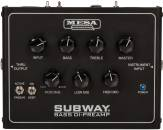 Mesa Boogie - Subway Bass DI Preamp