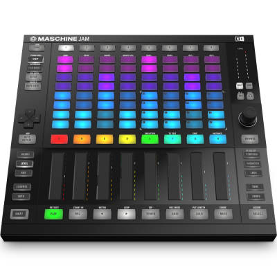 Maschine Jam - Pad Based Production and Performance System