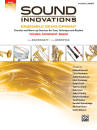 Alfred Publishing - Sound Innovations for Concert Band: Ensemble Development for Young Concert Band - Bass Clarinet - Book