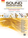 Alfred Publishing - Sound Innovations for Concert Band: Ensemble Development for Young Concert Band - Baritone Saxophone/Alto Clarinet - Book