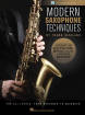 Hal Leonard - Modern Saxophone Techniques - Catalano - Saxophone - Book/Video Online