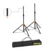 Hercules Stands - Stage Series Speaker Stands w/Bag