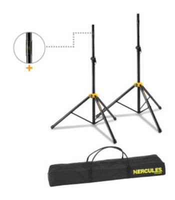Stage Series Speaker Stands w/Bag