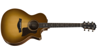 Taylor Guitars - 714ce Grand Auditorium Spruce/Rosewood Acoustic/Electric Guitar w/ Case - Western Sunburst