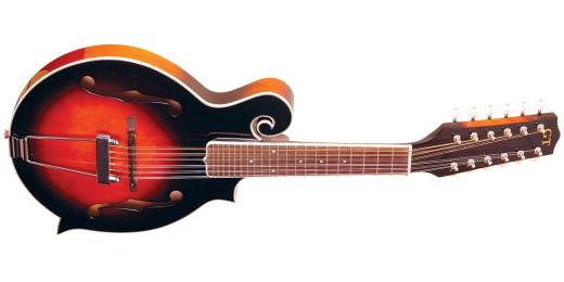 12-String F-Style Mandolin/Guitar w/Case