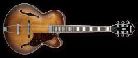 Ibanez - AF71F Artcore Hollowbody Guitar - Tobacco Brown