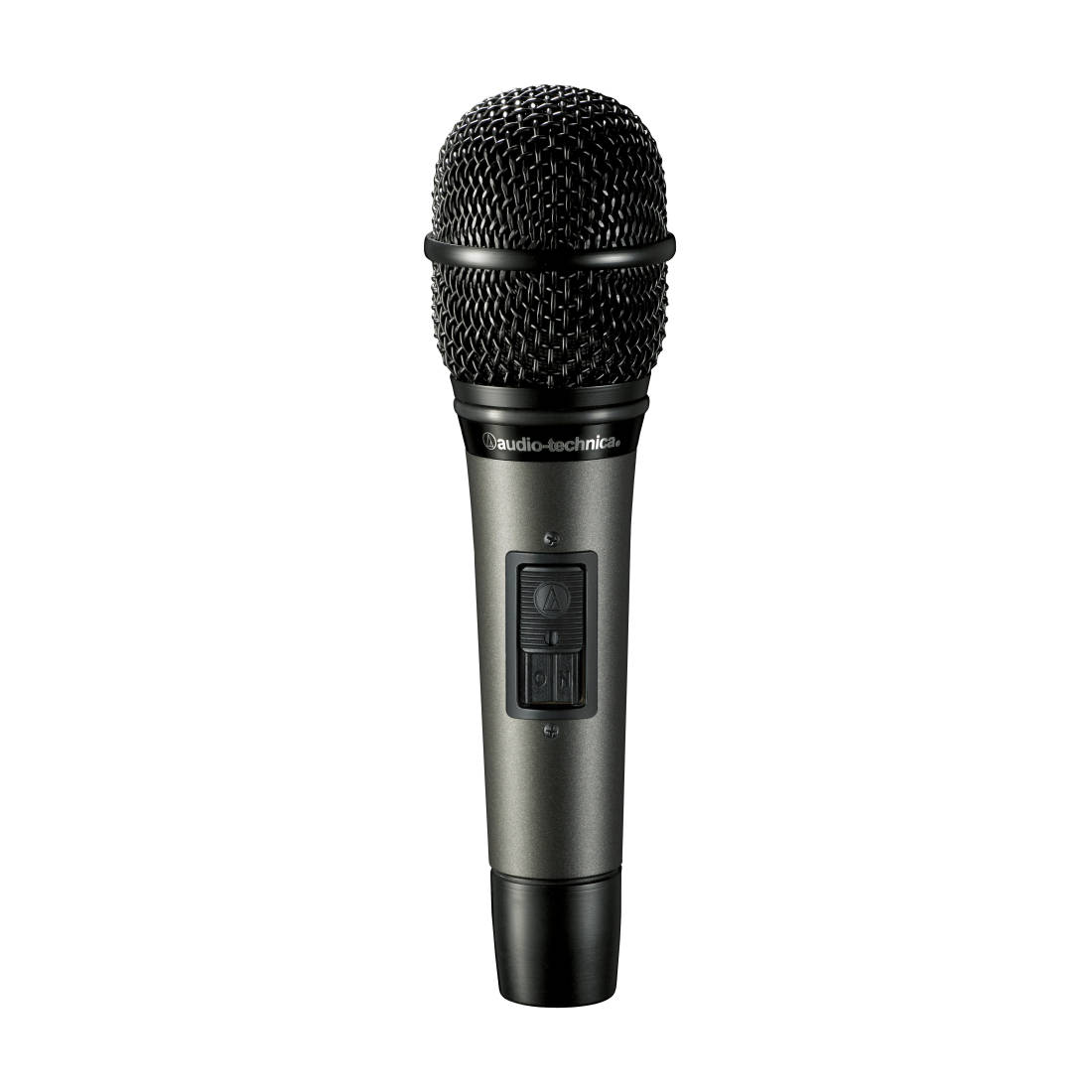 audio technica atm610a s handheld hypercardioid dynamic vocal microphone with switch long. Black Bedroom Furniture Sets. Home Design Ideas