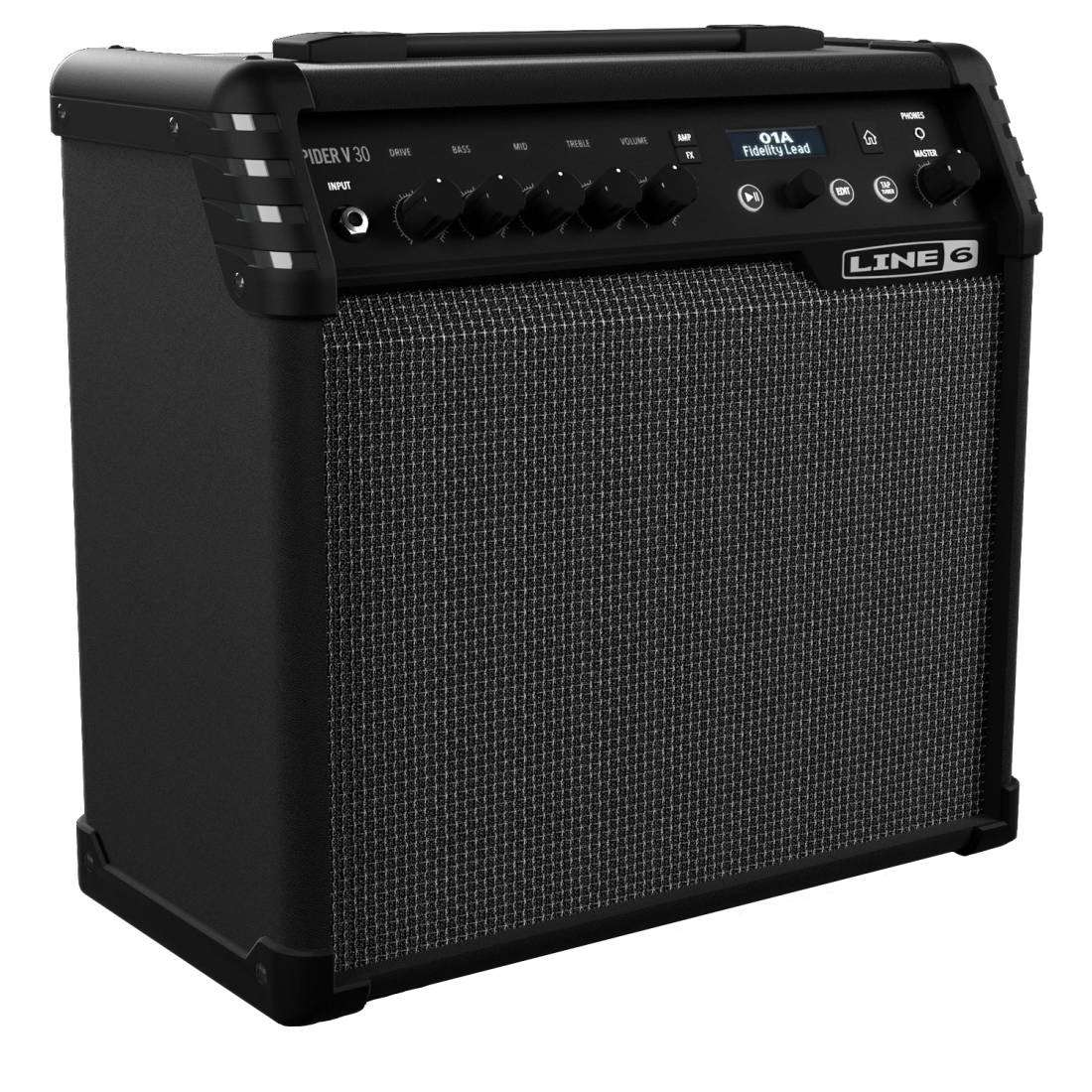 Line 6 Spider V 30-Watt 1x8'' Guitar Combo - Long & McQuade Musical  Instruments
