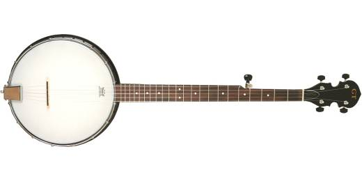 AC-1 Open Back 5 String Banjo with Bag