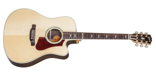 2017 High Performance 835 Supreme Acoustic/Electric Guitar - Natural