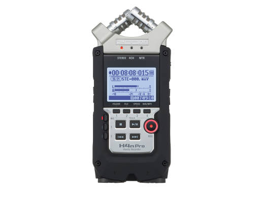 H4n Pro Handheld Recorder/USB Audio Interface