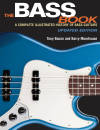 Hal Leonard - The Bass Book ( Updated Edition) - Bacon/Moorhouse - Book