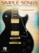 Hal Leonard - Simple Songs: The Easiest Easy Guitar Songbook Ever - Guitar TAB - Book