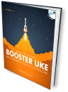 Empire Music - Booster Uke: Beyond Beginner in 10 Lessons - Hill - Ukulele - Book/CD