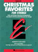 Hal Leonard - Essential Elements Christmas Favorites for Strings - Conley - Value Pack