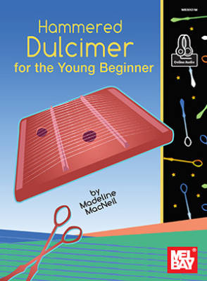 Hammered Dulcimer for the Young Beginner - MacNeil - Book/Audio Online