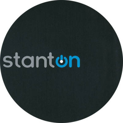 DJ Turntable Slipmat 2-Pack