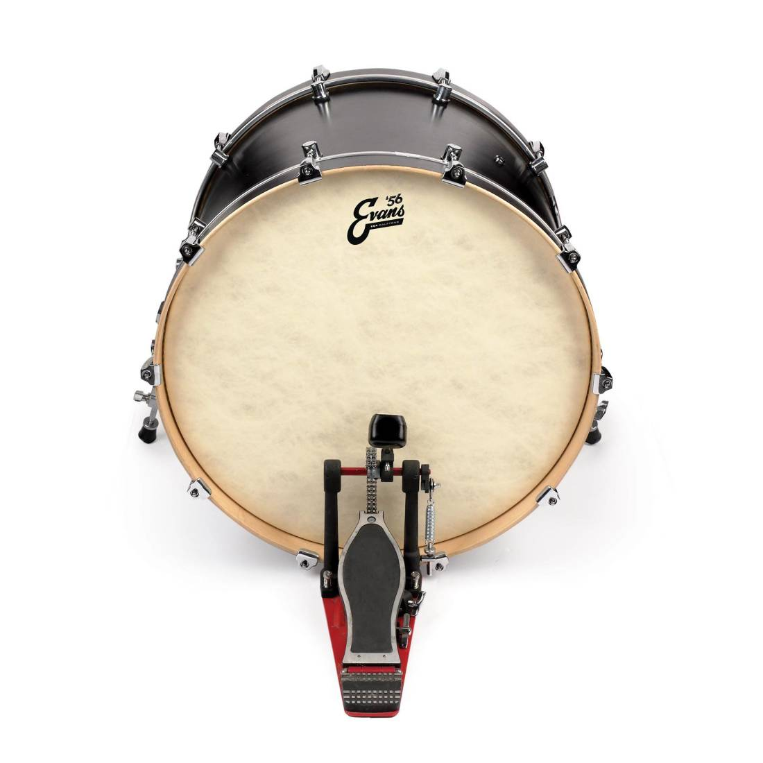 22 Bass Drum Head : evans eq4 calftone bass drum head 22 inch long mcquade musical instruments ~ Hamham.info Haus und Dekorationen