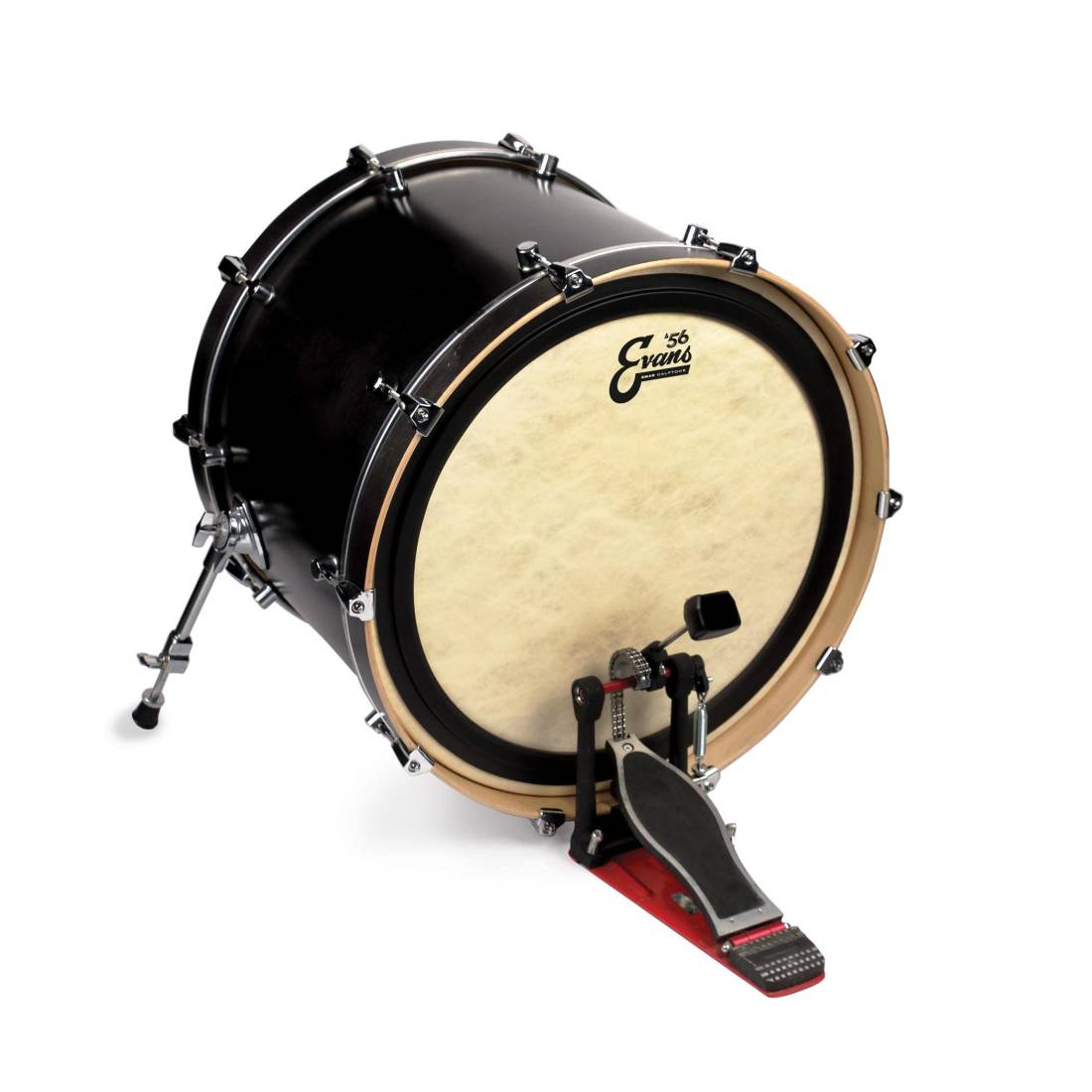 evans emad calftone tom hoop drum head 16 inch long mcquade musical instruments. Black Bedroom Furniture Sets. Home Design Ideas