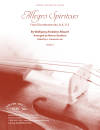 Grand Mesa Music Publishing - Allegro Spiritoso - Mozart/Stockton - String Orchestra - Gr. 2
