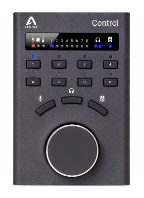 Control Hardware Remote for Element Series and Symphony I/O Mk II Interfaces